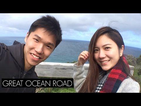TRAVEL VLOG | GREAT OCEAN ROAD, APOLLO BAY, PHILLIP ISLAND - apollo-bay