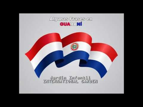 Algunas Frases En Guarani Youtube