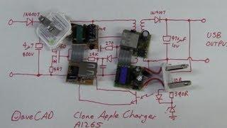 EEVblog #388 - Fake Apple USB Charger Teardown