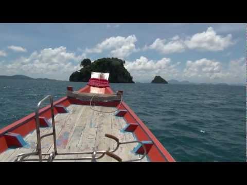 Koh Samui, Thailand – 5 Islands Boat Tour