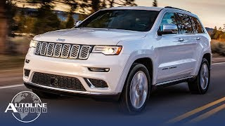 FCA Retools Plant for Jeeps, Mid-Size Pickup Sales - Autoline Daily 2493