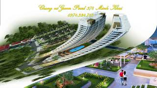 Tiện ích chung cư Green Pearl 378 Minh Khai