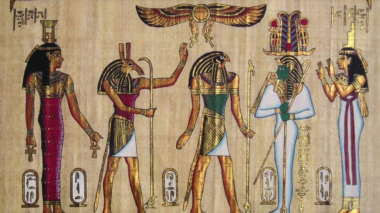 рамки картинки богов древних египтян фото места происшествия