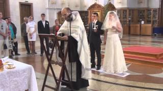 Венчание в Церкви Павел и Анастасия(Дорогие друзья, у Вас есть уникальная возможность побывать на венчании в Православной церкви и увидеть..., 2015-06-16T12:14:17.000Z)