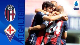 Bologna 3-3 Fiorentina | Palacio Scores Hat-Trick Seals A Draw | Serie A TIM