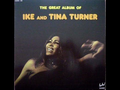 Ike And Tina Turner ‎– The Great Album Of Ike And Tina Turner