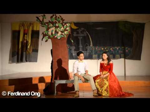 A Merchant's Tale - Stage Play (Gonzalez)