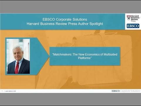 Webinar: EBSCO and Harvard Business Review Press Author Spot