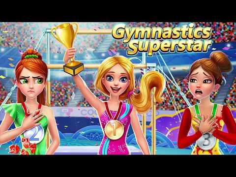 Gymnastics Superstar - Get a Perfect 10!