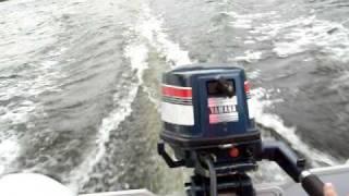 moteur hors bord 5cv yamaha 2 temps