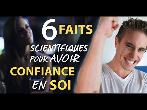 To be confident - 6 amazing scientific facts