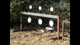 The AR500 Myth, and Handgun Targets