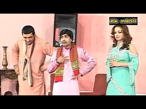 Four Twenty New Pakistani Stage Drama Full Comedy Show
