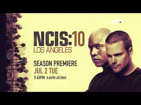 Turn Up The Heat Cos' NCIS: Los Angeles Season 10 Is Here!