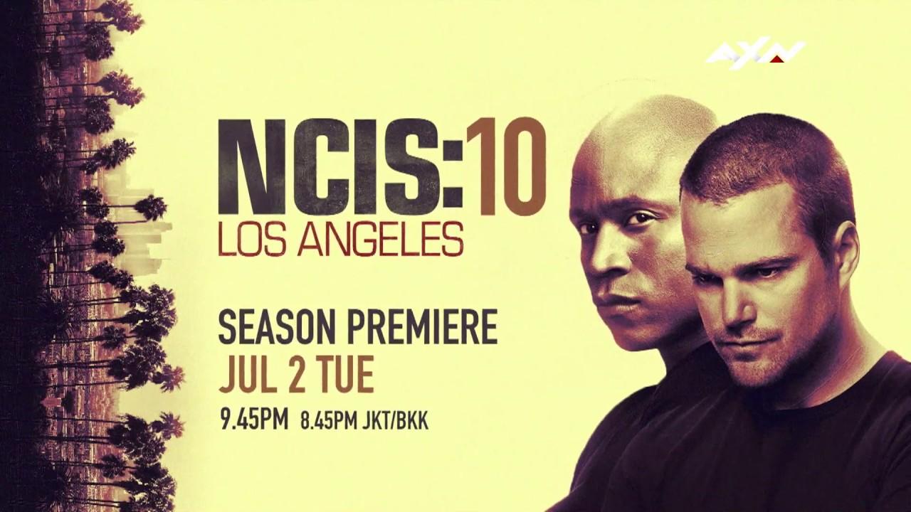 Turn Up The Heat Cos Ncis Los Angeles Season 10 Is Here Youtube