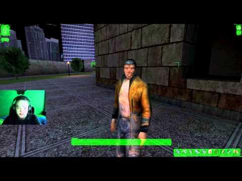 Let's play Deus Ex | Part 3 | Castle Clinton