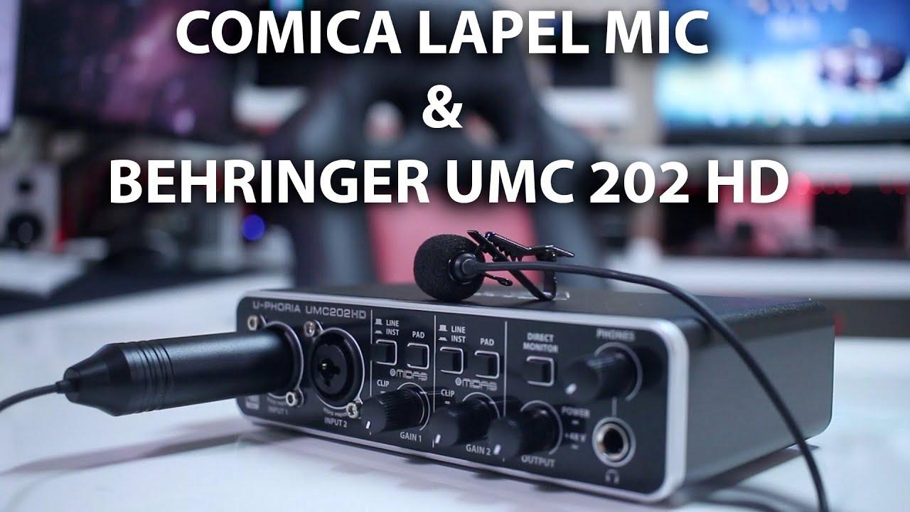DOWNLOAD DRIVER: BEHRINGER UMC202 AUDIO