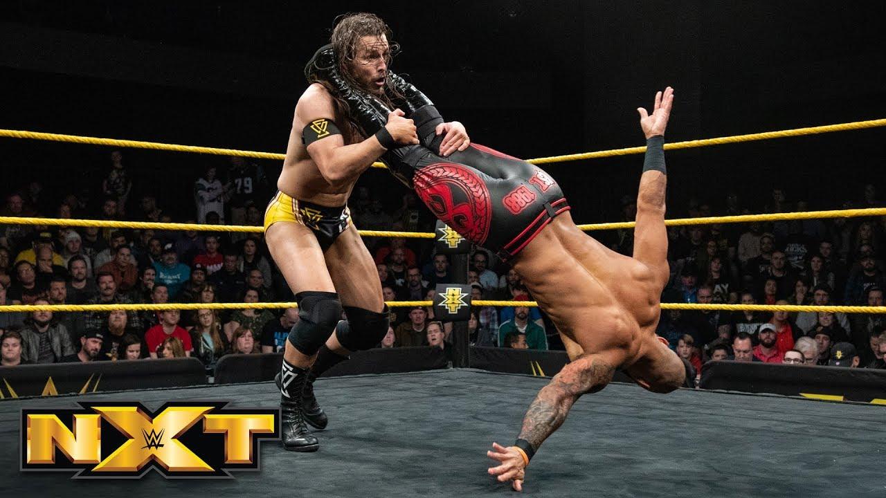 Ricochet vs. Adam Cole: WWE NXT, Feb. 13, 2019