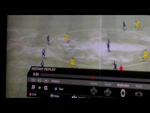 BEST OG SCORED ON FIFA 10 IN THE WORLD , PHILLIPE SENDEROUS FROM HALF WAY LINE