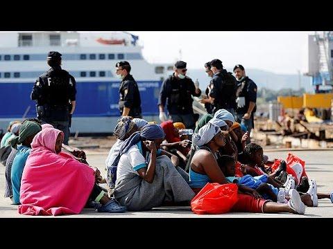 Libya seeks Italian help to curb migrant numbers