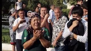 Тошкент ва Самарканд ахолиси Президентни сунгги йулга кузатдилар.