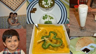 Mother's Day Special Vlog- Trying New Restaurant | Indian NRI Family in USA | Real Homemaking