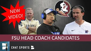 FSU Football Coach Candidates: Top 7 Willie Taggart Replacements For Next Florida State Head Coach