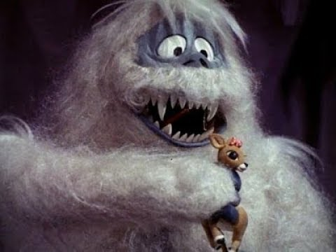 Rudolph The Red-Nosed Reindeer - Page 6 - Holiday Central ... |Rudolph The Red Nosed Reindeer Abominable Snow Monster