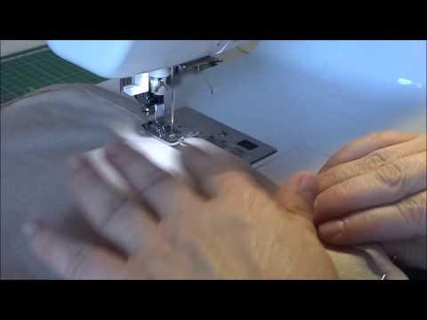 Truco para hacer dobladillos en esquina youtube - Ideas para hacer manteles ...