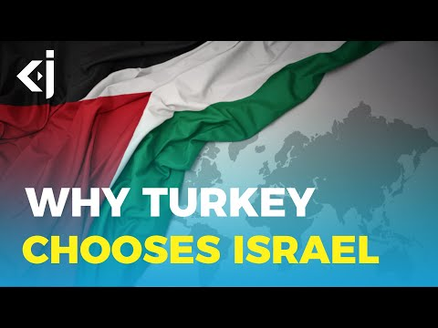 Why Turkey Will Not Act Against Israel
