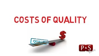 Costs of Quality