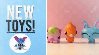 NEW ANIMAL JAM TOY REVIEW!