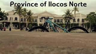Province of Ilocos Norte Visita Iglesia - bisikleta