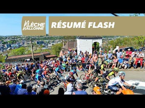 Résumé Flash - La Flèche Wallonne 2018