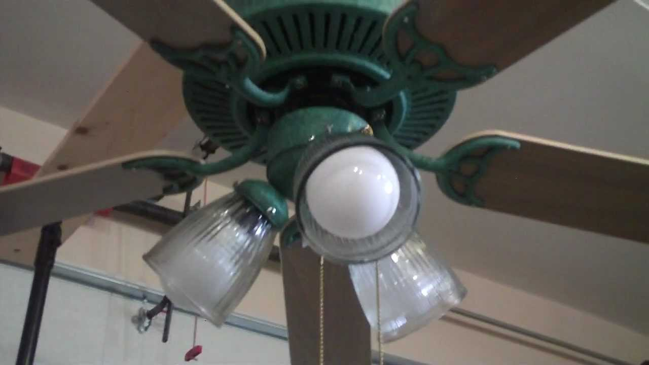 52 green smc brand ceiling fan youtube 52 green smc brand ceiling fan aloadofball Gallery