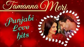 Best Romantic Songs Of 2015 - Latest Punjabi Songs - Tamanna Meri - Valentine