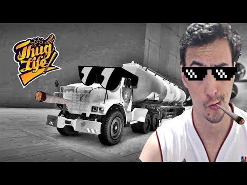 GTA 5 Versão THUG LIFE!! Você não vão Acreditar nesse VIDEO!!