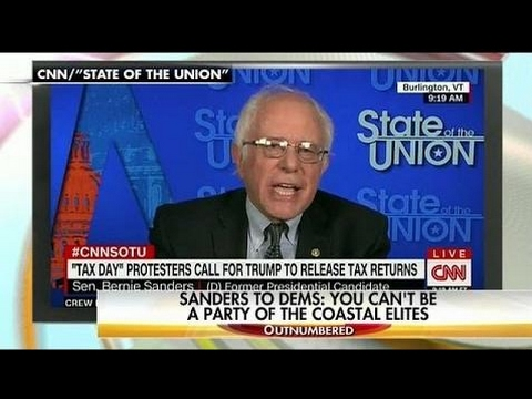 Bernie Sanders Heads To Red States, Says Dems Need Support Beyond The Coasts