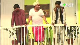 Nasir Chinyoti and Khushboo New Pakistani Stage Drama Full Comedy Clip