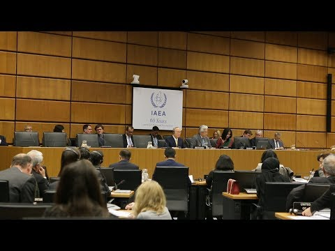 IAEA Board of Governors Concludes its November Meeting