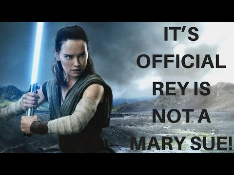 Rey Is Not a Mary Sue! Officially Canon (Last Jedi Novel Ch. 13 Review)