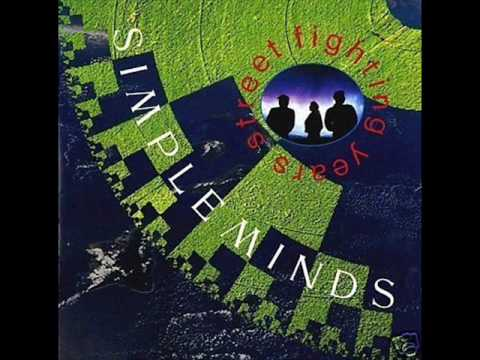 SIMPLE MINDS @ Soul Crying Out
