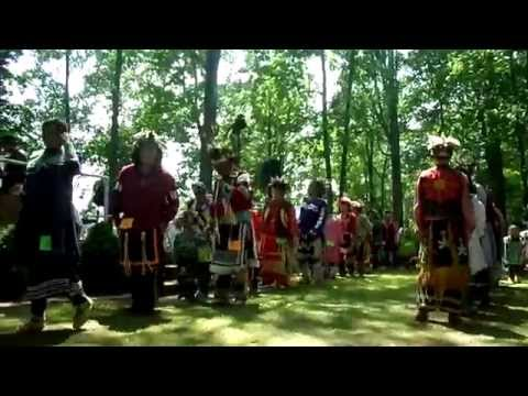 Iroquois Old Moccasin Dance