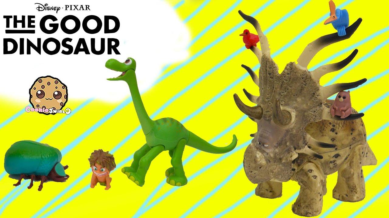 disney pixar the good dinosaur movie toys arlo spot forrest