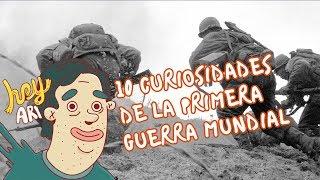 10 Curiosidades De La Primera Guerra Mundial Hey Arnoldo Youtube