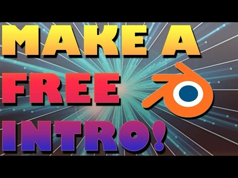 How To Make An Intro | Blender Tutorial