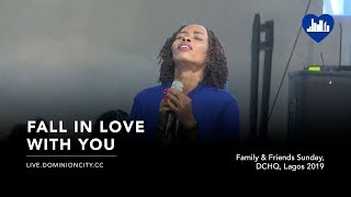 Dominion City Worship 2019   Fall In Love With You   Perina x DC Angels