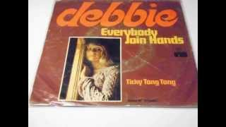 DEBBIE Everybody Join Hands PLAK RECORD 7""