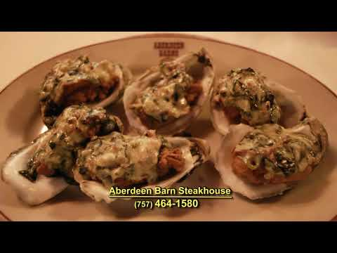 Aberdeen Barn Steakhouse Commercial  Virginia Beach,VA  ( 2018)