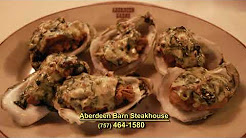 Aberdeen Barn Steakhouse Commercial  Virginia Beach,VA  ( 2018)